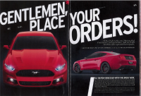 Mustang 2015 - 42- 43 - article de Car and Driver du mois de Decembre 2013.jpg