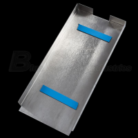 2010-2012 Mustang Shelby GT500 Polished Fuse Box Cover - Snake Emblem - 2.jpg