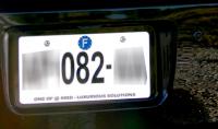 plaque AR Mustang..