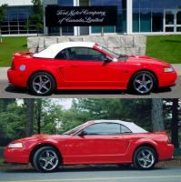 1 Mustang GT Original et Abaiss�e.jpg