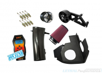 Lethal Performance GT500 Pulley Pack JLT 127mm Carbon Fiber Big Air intake.jpg
