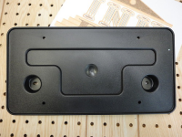 D - Support de plaque immat AV (Shelby GT500 2011-12) - 001.jpg