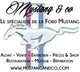 Spécialiste Ford Mustang Achat Vente Entretien Pièce et Shop Restauration Moteur Reparation