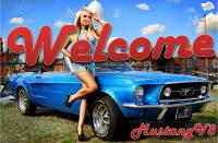 Welcome  Mustang67 V8.jpg