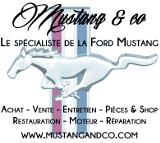 Spécialiste Ford Mustang Achat Vente Entretien Pièce et Shop Restauration Moteur Reparation
